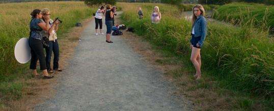 Outdoor Portrait class Fraser Valley