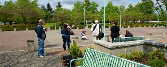Vancouver Digital Camera exposure