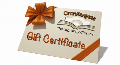 Omnilargess Gift Certificate