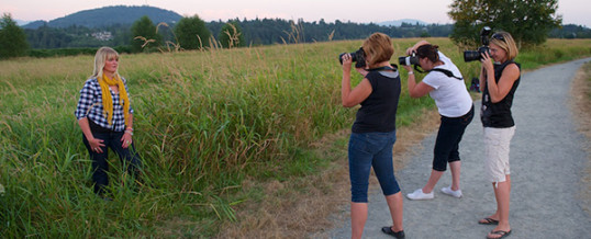 Vancouver Digital Camera class for beginners