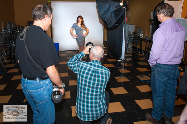 Studio Lighting Workshops Fraser Valley