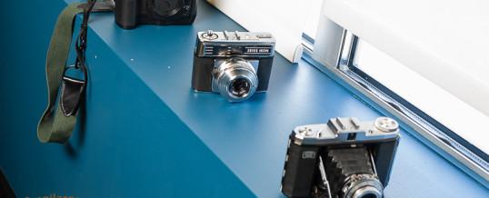 Digital Camera Storage