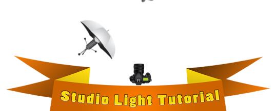 Studio Light Tutorial