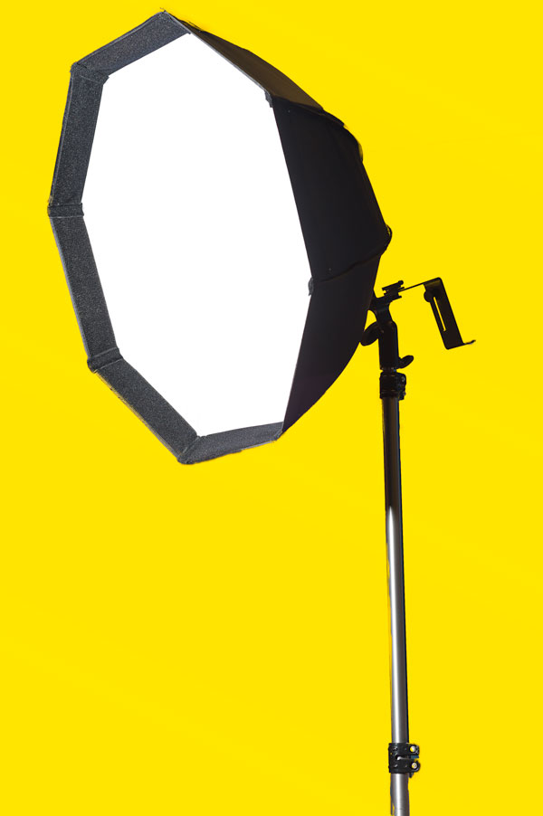 Flash Octagon Soft box and stand are very useful for outdoor fill flash photography