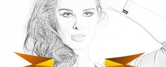 Creating a Beautiful Photoshop Pencil Drawing