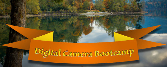 Digital Photography Bootcamp Lower MainLand