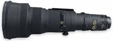 Nikon AF 500mm f4 D (Prime Lens) rent is $150.00 per day or $600.00 per week