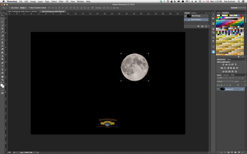 Open the Moon photo