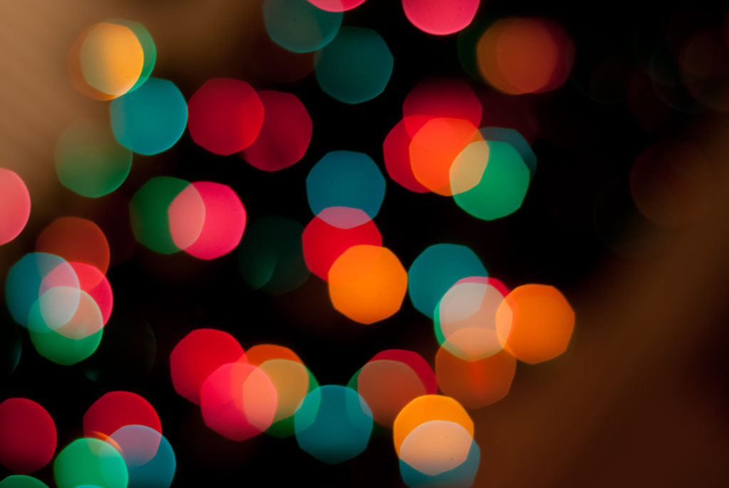 Bokeh sample from Flickr