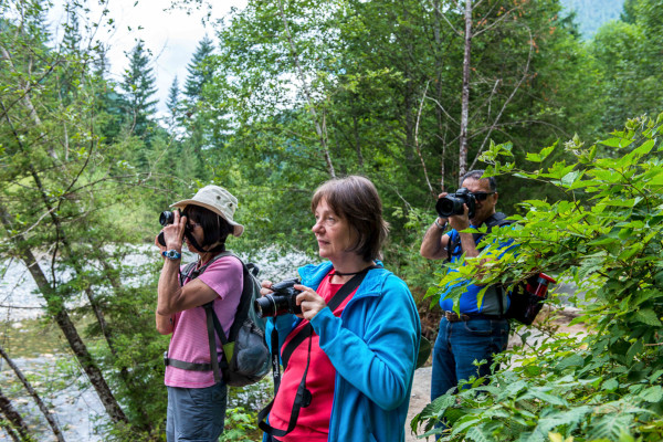 Agassiz Photo Club workshop