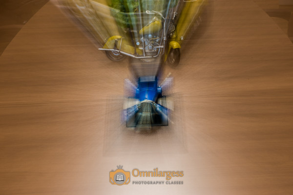 Creative uses of shutter speed