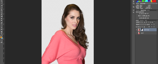 Remove a Background in Photoshop