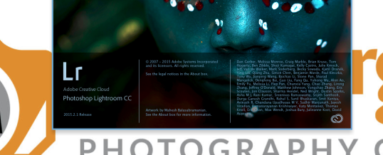 Comprehensive Lightroom Workshop