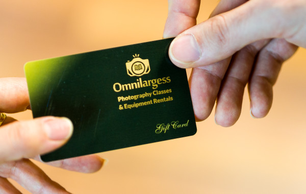 Omnilargess Gift Cards
