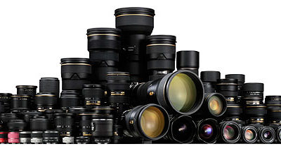 Photography equipment rental