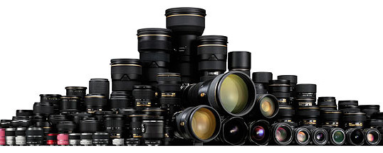 Cleaning Camera Lenses