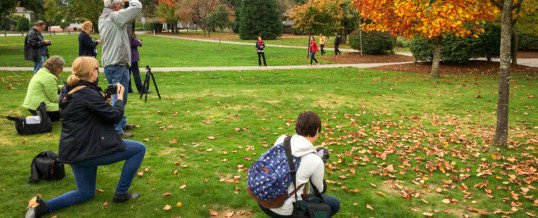 Outdoor Photography Class