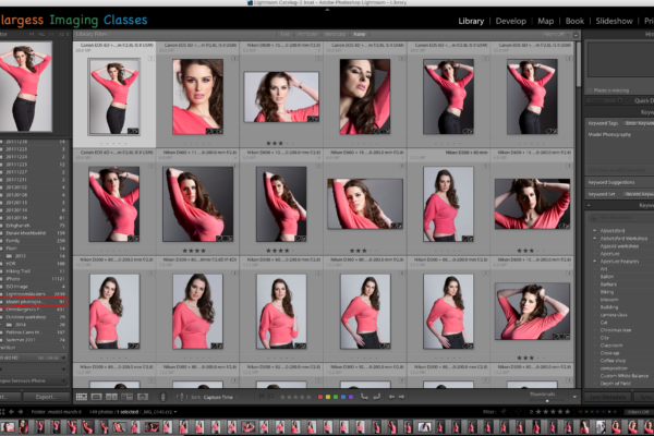 Lightroom Photography Workflow