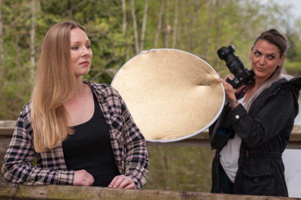 Natural Light Portrait Photography Workshop