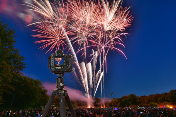 Use Manual Exposure for Firework Photography