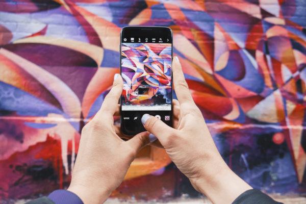 Smart phone free photography workshop