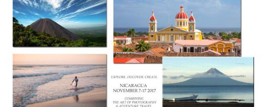 Nicaragua Photography Tour