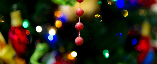 Christmas Photography | White Balance
