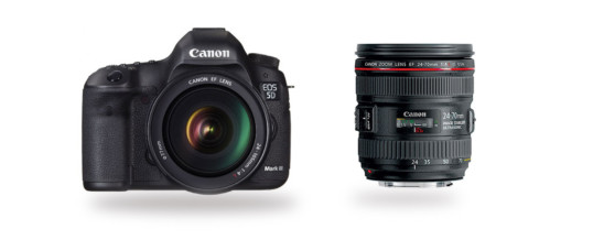 Canon EOS 5D Mark III Rental