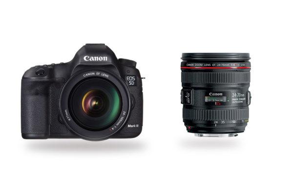 Canon EOS 5D MK III Field Test