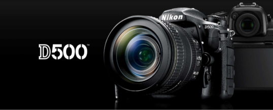 New Nikon D500 Added to Rentals