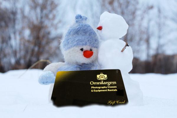 Snowman-Gift-card