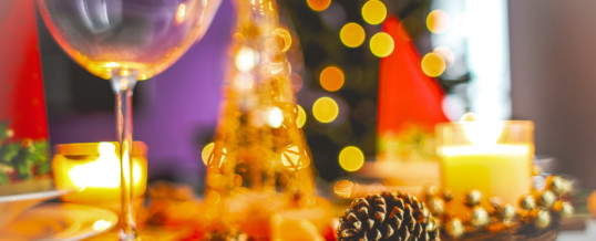 Photographing Christmas Party