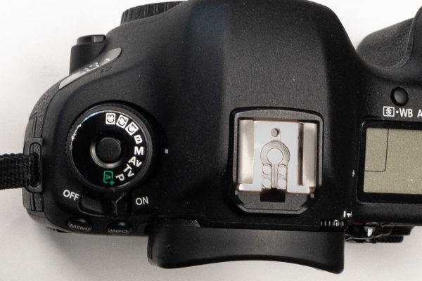 Exposure Mode control in Canon Cameras