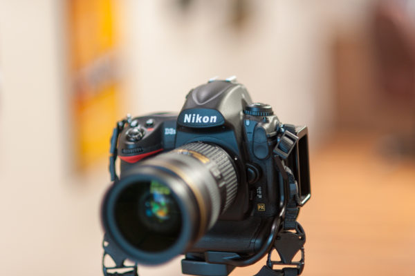 A very Shallow Depth of Field, brings the viewer attention to the main element.