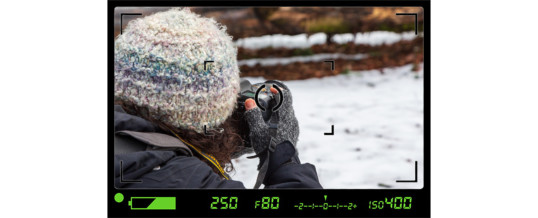 Viewfinder Information Tip 2