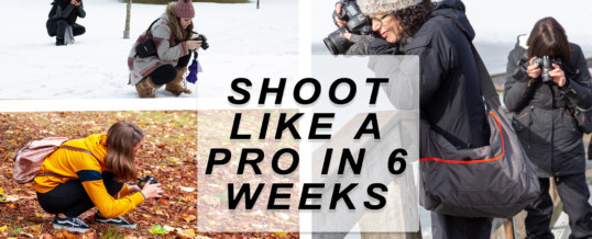Complete Photography Course – Bootcamp Program