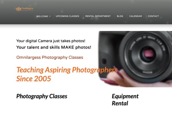 Showcasing Photographs