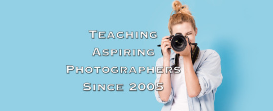 Photography Class – Summer Bootcamp