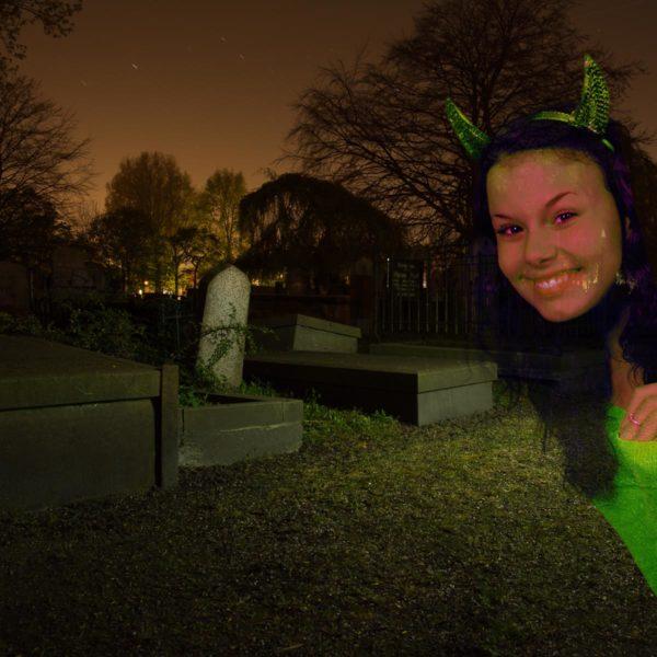 Spooky Photo