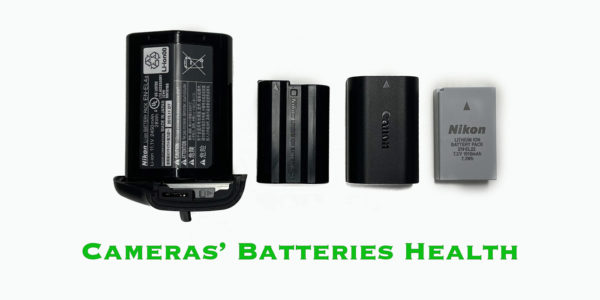 Camera Battery Health