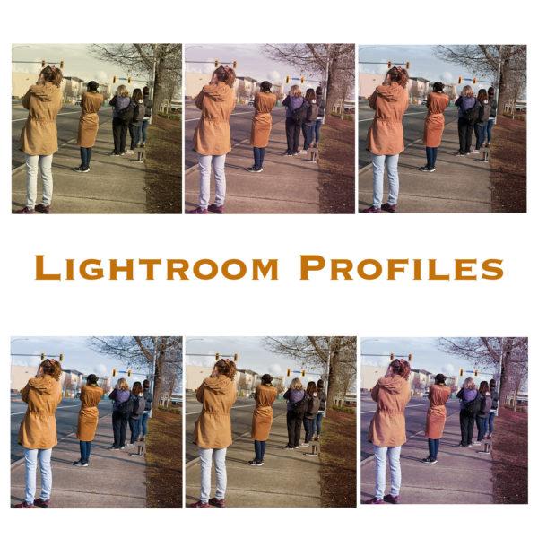 Lightroom Profiles