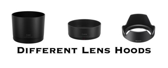 Quick Camera Tip: LENS HOOD
