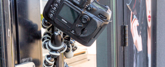 Ted's Photo Gear Review: GORILLAPOD