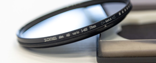 Ted's Photo Gear Review: INEXPENSIVE VARIABLE ND FILTER
