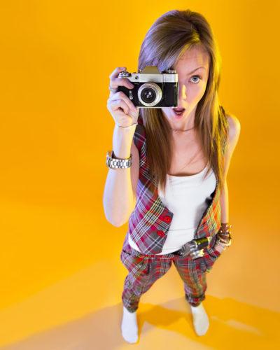 Portrait Photography lens